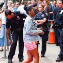 Keke Palmer – Arriving at 'Good Morning America' in NYC