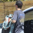 Ruby Rose – Spotted at a friend house