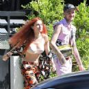 Bella Thorne and Lil Peep - 454 x 483