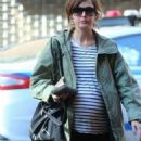 Rose Byrne: running some errands in New York City