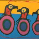 Paintings by Norval Morrisseau