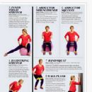 Molly Sims Fit Pregnancy Magazine Februarymarch 2015
