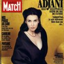 Isabelle Adjani - Paris Match Magazine [France] (10 October 1991)