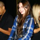 Daveigh Chase - Out In Los Angeles, 2008-12-04