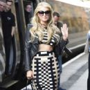 Paris Hilton Out and About In Liverpool