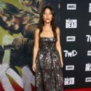 Eleanor Matsuura – 'The Walking Dead' Premiere in West Hollywood - 454 x 668