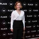 Rebecca Benson – 'Flack' Premiere in London - 454 x 652