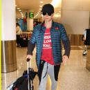 Jared Leto touches down in Toronto to resume filming as the Joker,  22nd July 2015
