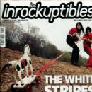 Jack White, Meg White - les inrockuptibles Magazine Cover [Argentina] (July 2007)