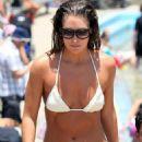 Erin McNaught In A Bikini At Bondi Beach 2010