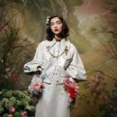 Rowan Blanchard – For Rodarte – Fall 2018 Ready-to-wear Collection