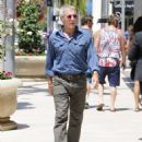 Harrison Ford-August 14, 2015-Harrison Ford Goes out for a Stroll in Beverly Hills