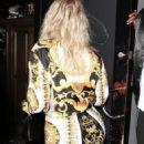 Khloe Kardashian – Leaves Craig's in West Hollywood