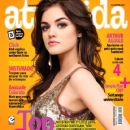 Lucy Hale - Atrevida Magazine Cover [Brazil] (1 August 2011)