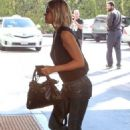 Lauren Conrad In Jeans Arrives At Viceroy Hotel