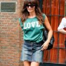 The Bowery Hotel in New York City, New York on September 8, 2014