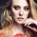Deborah Ann Woll - Glow! Magazine Pictorial [Canada] (September 2015)