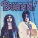Nikki Sixx, John Corabi - Burrn! Magazine Cover [Japan] (February 1994)