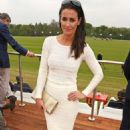 Kirsty Gallacher – Audi Polo Challenge – Day One in Ascot - 454 x 701