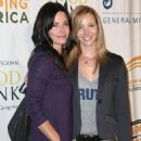 Lisa Kudrow - 'Rock A Little, Feed A Lot' Benefit Concert At Club Nokia On September 29, 2009 In Los Angeles, California