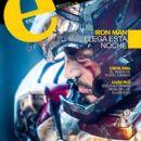 Robert Downey Jr., Iron Man 3 - Expresiones Magazine Cover [Ecuador] (25 April 2013)