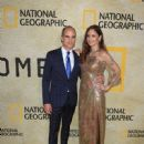 Actress Sarah Wayne Callies attends the Red Carpet Event For National Geographic 'The Long Road Home' Premiere, on October 30, 2017, in Los Angeles, California