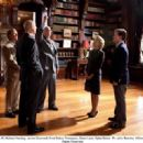 (L-R) Michael Harding, James Cromwell, Fred Dalton Thompson, Diane Lane, Dylan Baker. Ph: John Bramley ©Disney Enterprises, Inc. All Rights Reserved. - 454 x 321