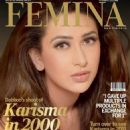 Karisma Kapoor - Femina Magazine Pictorial [India] (October 2011)