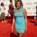 Taraji P. Henson arrives at the 2012 BET Awards at The Shrine Auditorium on July 1, 2012 in Los Angeles