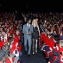 Dev Patel and Nicole Kidman :