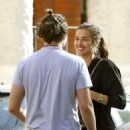 New couple Bradley Cooper and Irina Shayk pack on the PDA as they share another passionate kiss in London