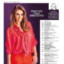 Elizabeth Hurley – Grazia Italy Magazine (June 2017) - 454 x 582