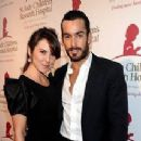Kate Del Castillo and Aaron Diaz