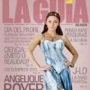 Angelique Boyer - La Guia Magazine Cover [United States] (June 2012)