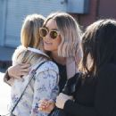 Lauren Conrad – Heading to the Create and Cultivate event in LA - 454 x 576