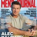 Alec Baldwin - Men's Journal Magazine Cover [United States] (July 2012)