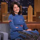 Shailene Woodley Visits 'The Tonight Show Starring Jimmy Fallon'