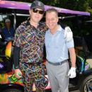 Eddie Van Halen attends the 10th Annual George Lopez Celebrity Golf Classic at Lakeside Country Club on May 1, 2017 in Toluca Lake, California - 400 x 600