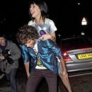 Mika and Katy Perry