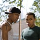 (L-r) BRANDON T. JACKSON as Benny and BOW WOW as Kevin Carson in Alcon Entertainment's comedy 'LOTTERY TICKET,' a Warner Bros. Pictures release. Photo by David Lee - 454 x 302