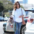 Minka Kelly – Out shopping in Beverly Hills - 454 x 599