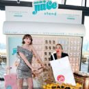 Ashley Benson – Red Carpet at Eau de Juice Served By Cosmopolitan Fragrance Launch in Brooklyn