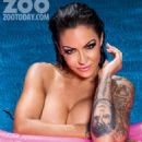 Jodie Marsh Zoo Magazine 2