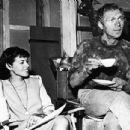 Steve McQueen and Neile Adams