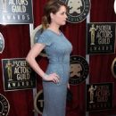 Jenna Fischer - 17 Annual Screen Actors Guild Awards at The Shrine Auditorium on January 30, 2011 in Los Angeles, California