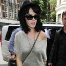 Katy Perry In London