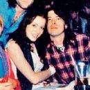 Melissa Auf der Maur and Dave Grohl