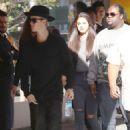 Selena Gomez & Justin Bieber Arriving At Hotel in Toronto, Canada September 6, 2014