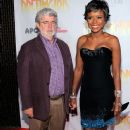 George Lucas and Mellody Hobson - 383 x 594
