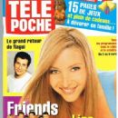 Lisa Kudrow - Tele Poche Magazine Cover [France] (29 March 1999)